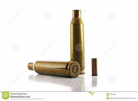 with used bullet casings three used bullet casings royalty free stock photo image