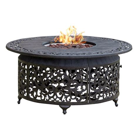 propane outdoor firepit outdoor propane pit plans house design and