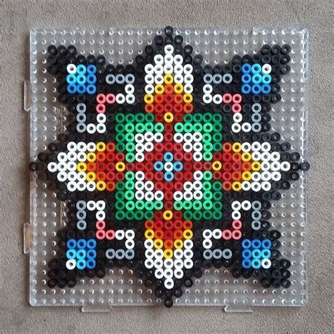 cool melty bead designs hama perler bead design by solstrikke hamma works