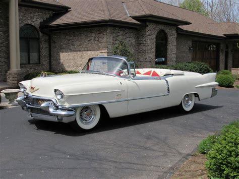 1956 Cadillac Convertible 1956 cadillac eldorado biarritz for sale 1861375