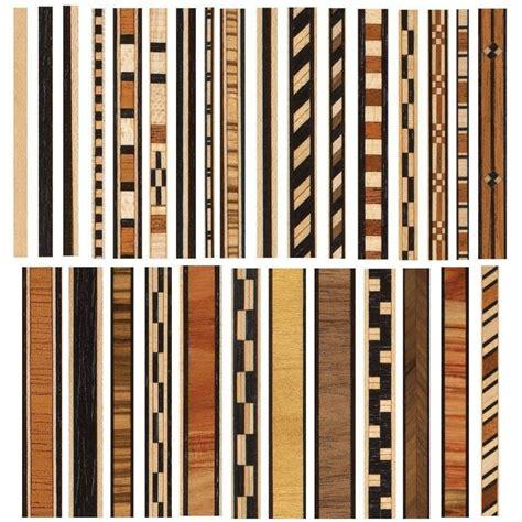 inlay woodworking veneer inlay strips pk 2