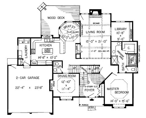 tudor floor plans marisol tudor style home plan 038d 0261 house plans and more