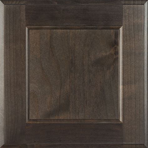 driftwood medicine cabinet flat panel in clear alder driftwood burrows cabinets central builder direct custom