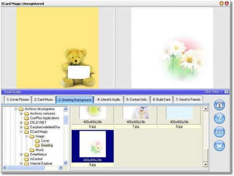 e card software ecard magic