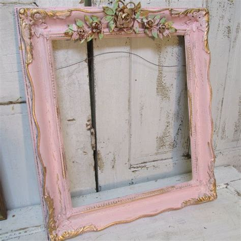shabby chic picture frame ideas 1000 ideas about metal picture frames on