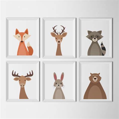 woodland creatures nursery decor 1000 ideas about woodland nursery decor on