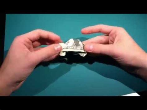 origami money car how to fold a dollar origami car designed by superfolder1