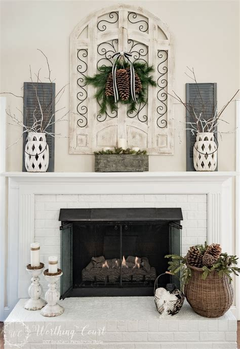 decorating a mantel for best 25 fireplace hearth decor ideas on