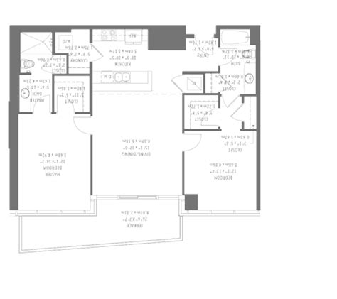 midtown 4 floor plans midtown 4 miami bogatov realty