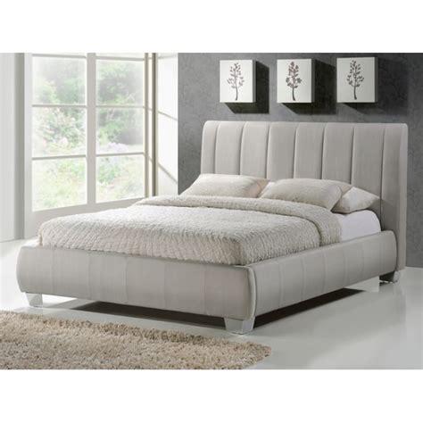 king size upholstered bed frame braunston king size sand fabric upholstered bed frame