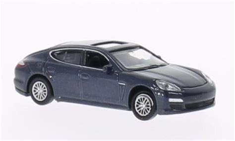 Buy Porsche Panamera by Porsche Panamera S Blue Welly Diecast Model Car 1 87 Buy