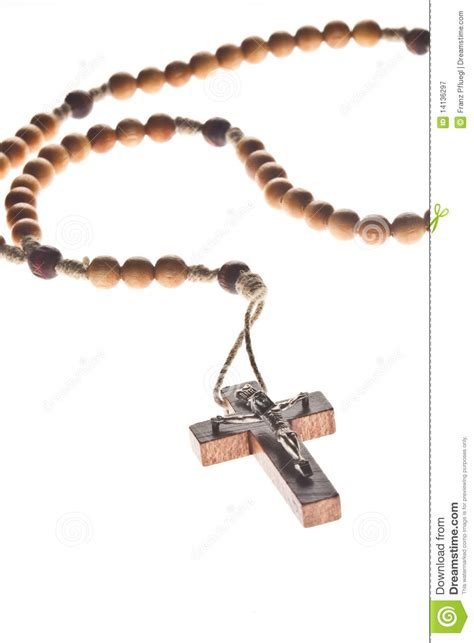 counting rosary pray the rosary royalty free stock photography image