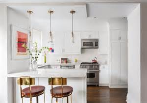 white pendant lights kitchen white kitchen with the stove microwave transitional