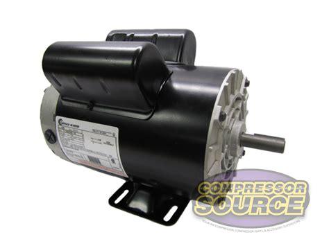 5 Hp Electric Motor by 5 Hp Spl 3450 Rpm Air Compressor 60 Hz Electric Motor 208