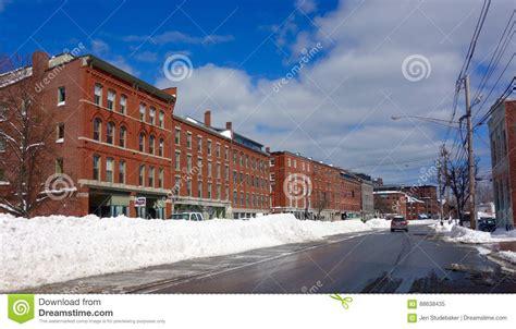 muse paintbar maine portland maine dopo la bufera di neve via commerciale