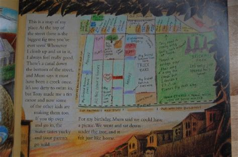 my place picture book landscapes picture books about changes time