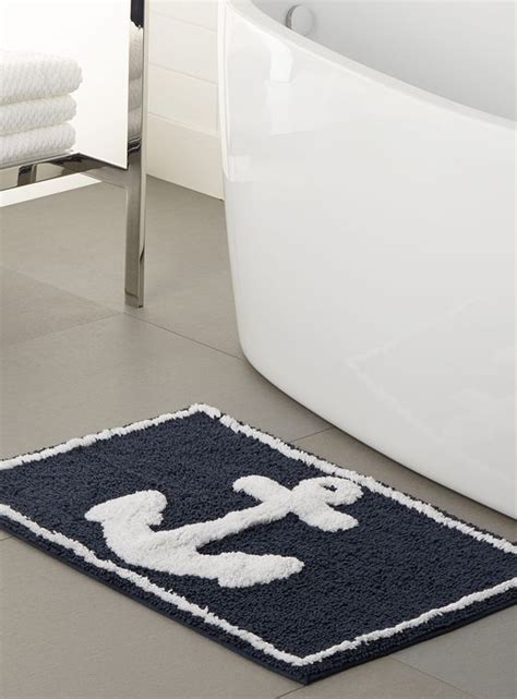 nautical bathroom rugs nautical bathroom rug sets image mag