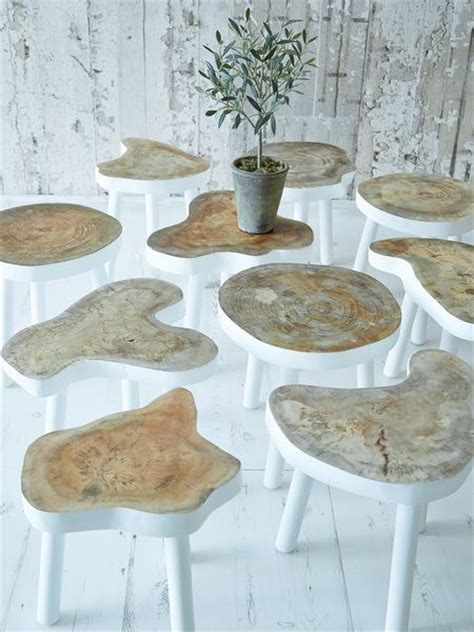small tree for table inspiration tree trunks and side tables on