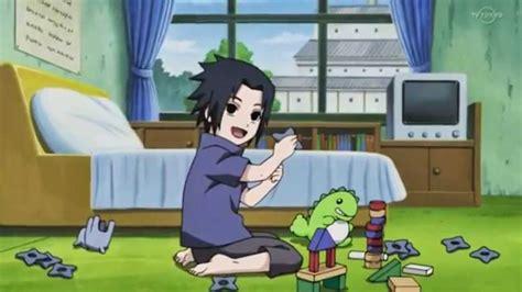 for kid sasuke as a kid