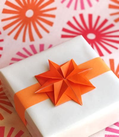 gift wrapping origami 20 diy gift bow topper ideas and tutorials
