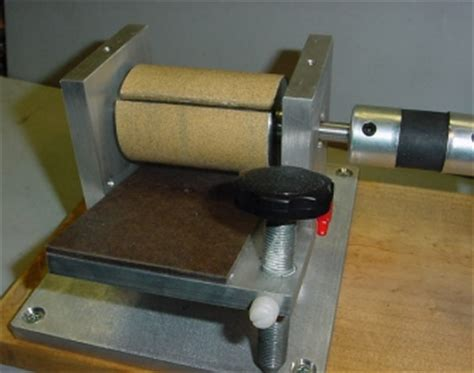 small sander for craft projects mini drum thickness sander tools