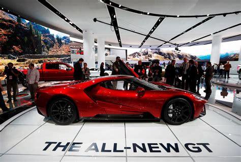 auto show in pictures detroit auto show 2017 the express tribune