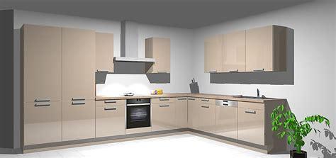 küchen partner porta westfalica h 228 cker musterk 252 che lack luxus in hochglanz kaschmir