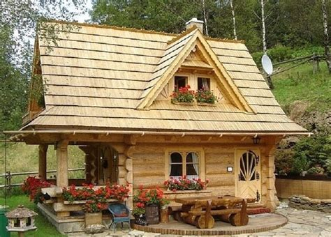 tiny house cabin 9 log cabin homes that were built for less than