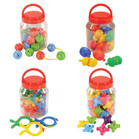 complete sets manipulative jars complete set