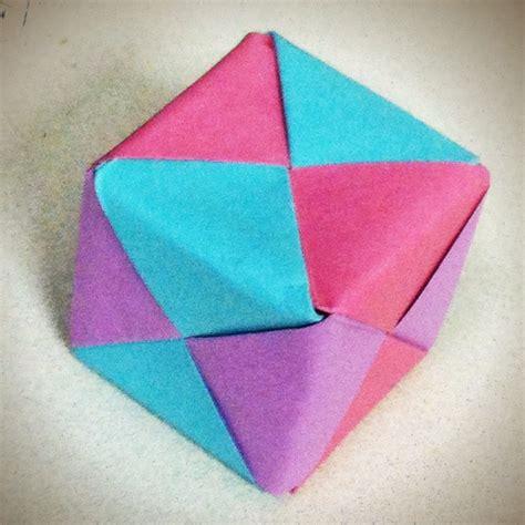 how to make origami out of sticky notes made a box out of post it notes creativity