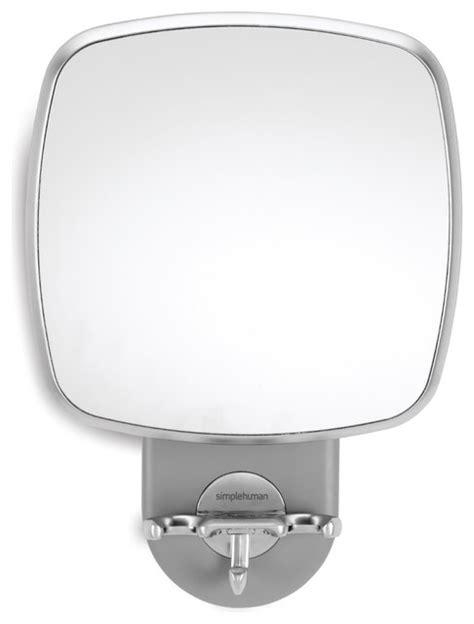 anti fog bathroom mirror wall mount shower mirror anti fog modern bathroom