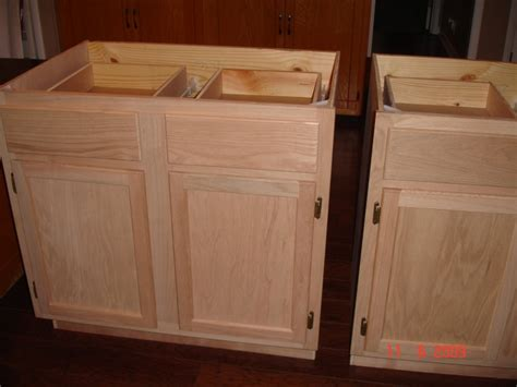 kitchen and bath cabinets furniture choose your unfinished wood cabinets for
