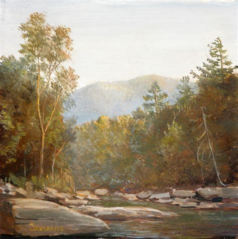 bob ross painting in museum 12 best images about l on landscape