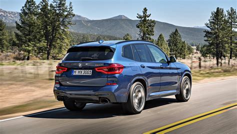Bmw X3 by 2018 Bmw X3 Debuts With 355 Hp M40i The Torque Report