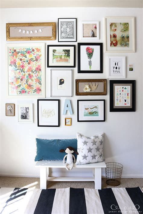 gallery wall designer how to create a gallery wall jones design company
