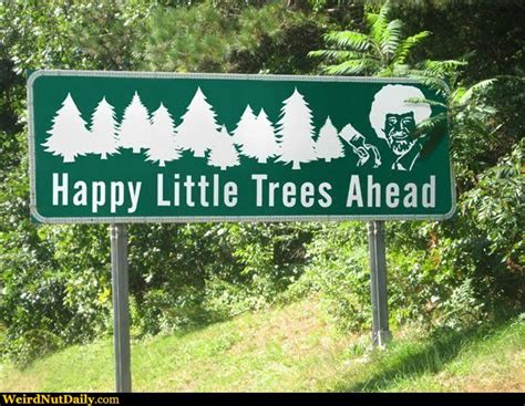 bob ross painting happy trees pictures weirdnutdaily happy trees