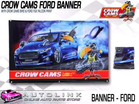 Banner Ford by Cams Ford Fgx Drag Banner With Logo Size 1500 X