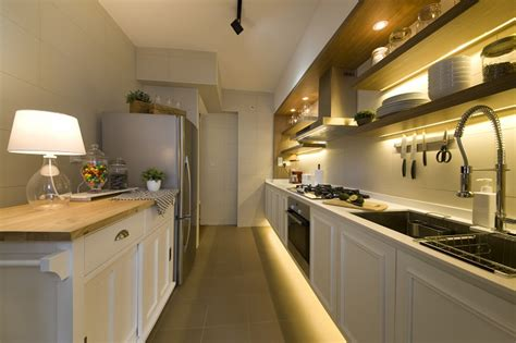 Kitchen Cabinets Making 10 beautiful and functional ideas for tiny hdb kitchens
