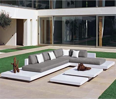outdoor sofa sectional platform outdoor sectional sofa contemporary patio