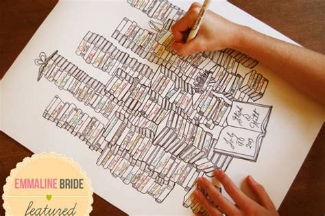 ideas for picture books unique wedding guest book ideas trendy tuesday