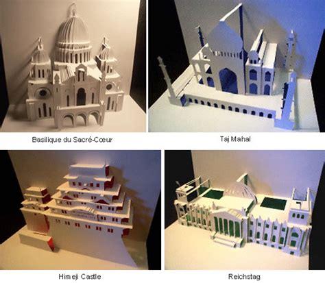 origami c architecture pop up studio ideas and inspiration