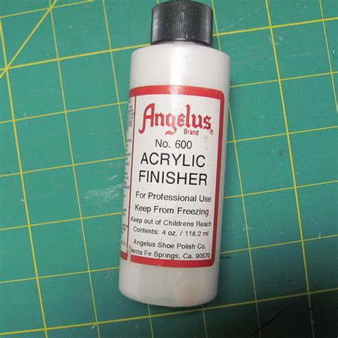 angelus paint durability angelus leather paint from victory road
