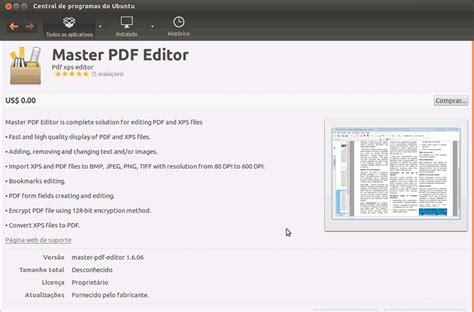 mastering pdf trabalhando arquivos pdf no linux dicas e truques