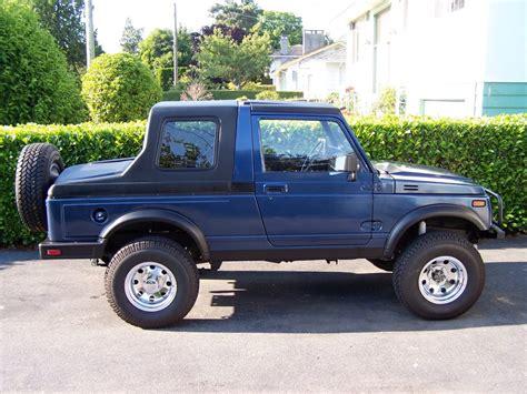 Suzuki Samurai Lwb by Suzuki Samurai Lwb Hardtop For 1986 1995 Wheelbase