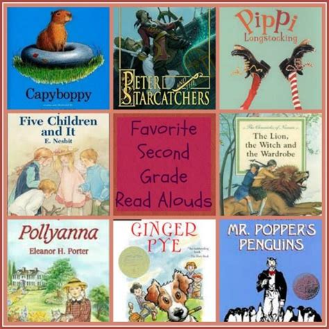 2nd grade picture books favorite second grade read alouds a well magic