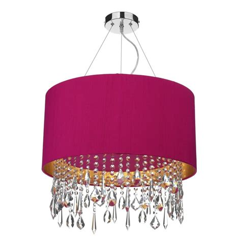 modern ceiling pendant light shade drum shaped with