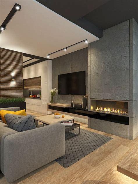decoraciones de salones modernos salones con chimenea ideas de decoraci 243 n para salones