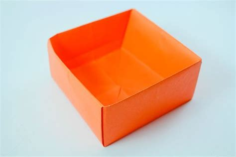 origami box wikihow origami boxes how to fold and origami on