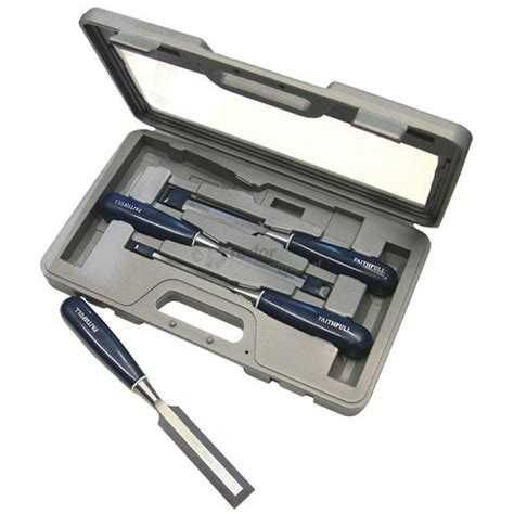 woodworking tool set woodworking chisel 4pc set