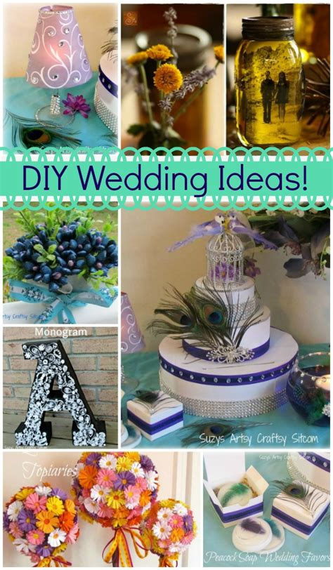 wedding crafts for 7 unique diy wedding ideas to keep you in your budget